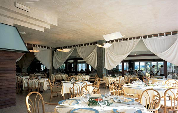 Hotel Elba International - Ristorante