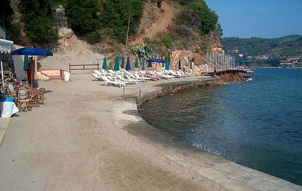 Hotel Elba International - Spiaggia Privata