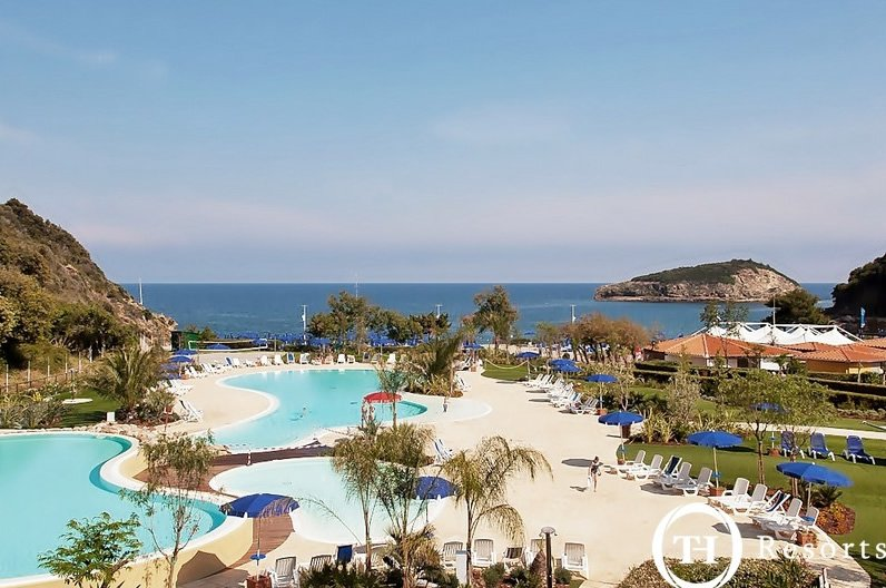 TH Ortano Mare Residence - il Complesso